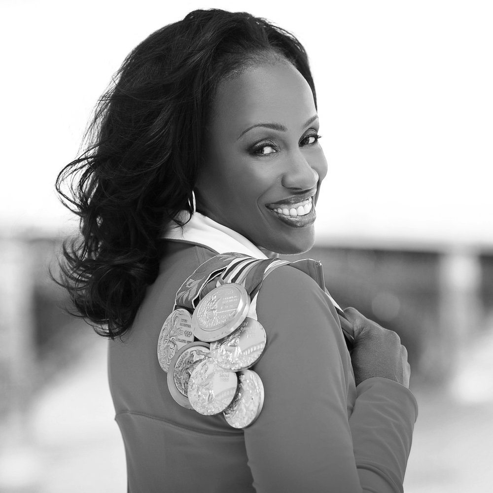 "Special Interviewee | Jackie Joyner-Kersee - Jacqueline ""Jackie"" Joyner-Kersee is an Olympic legend, gold medalist and living woman wonder. Jackie is ranked as one of the greatest athletes of all time, especially when it comes to the heptathlon and long jump. Born in East St. Louis, Illinois, she'll join us with four Olympic games under her belt — as well as three gold, one silver and two bronze Olympic medals."