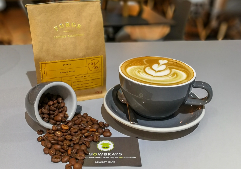 Speciality Coffee - Find out more about our speciality house blend & our equally delicious decaf.
