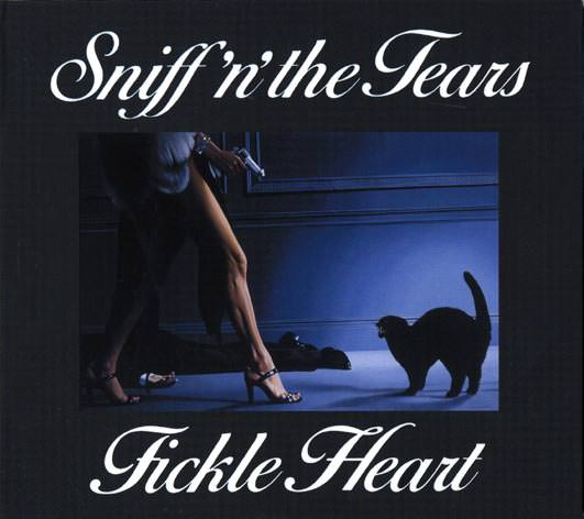 FICKLE HEART  First released 1978. re-released, re- packaged & re-mastered 2005. Chiswick Records.