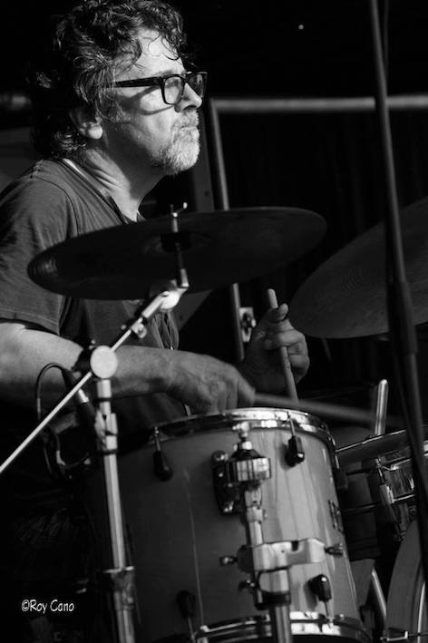 paul robinson - drums & percussion