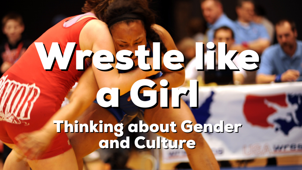 Reid and Jesse discuss gender and culture with the aid of some courageous men and women on the wrestling mats. Our discussions of gender/sex and society need to account for biology, sociology and theology.