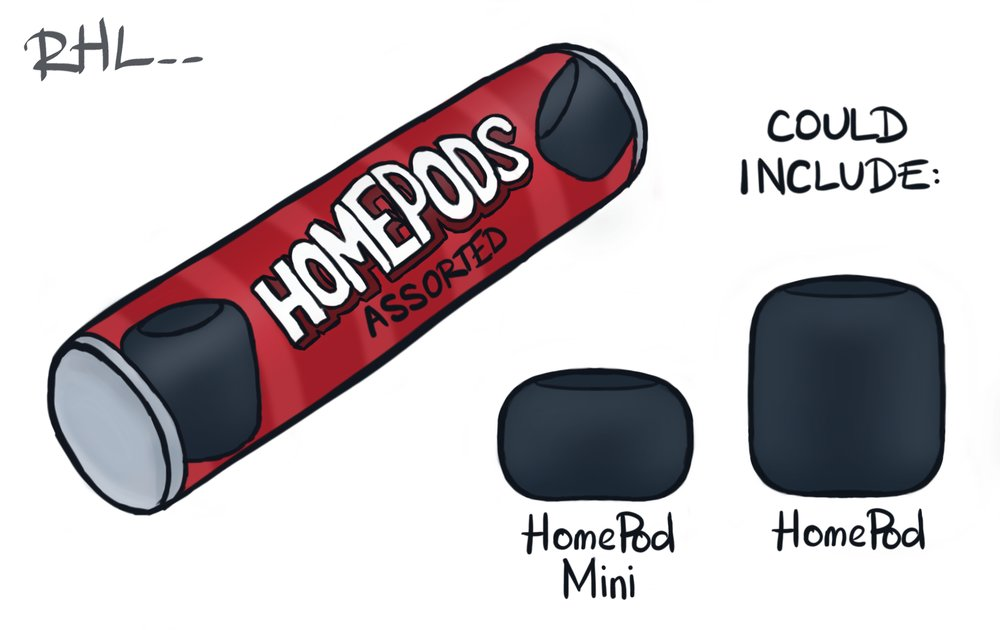 HomePod Life Savers