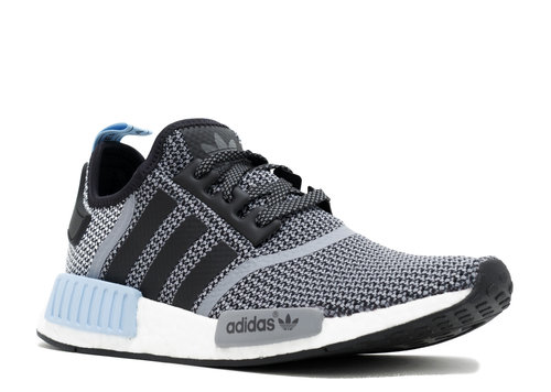 Adidas NMD R1 CLEAR BLUE — the curated goods 41e6efe2b