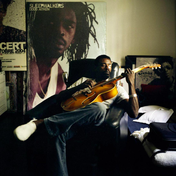Seu Jorge for Wallpaper Magazine