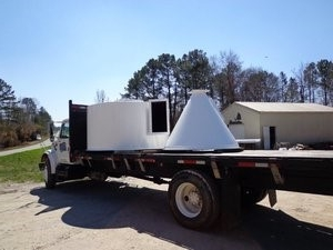 Our Company - Graves Fabricating has the employees, equipment, and knowledge to handle large or small projects from design to fabrication and installation. We have a fleet of trucks that are available 24/7 for emergency services.