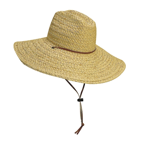 DPF Wide Brim Lifeguard Hat — Village Outfitters 06a4cf3c1ac