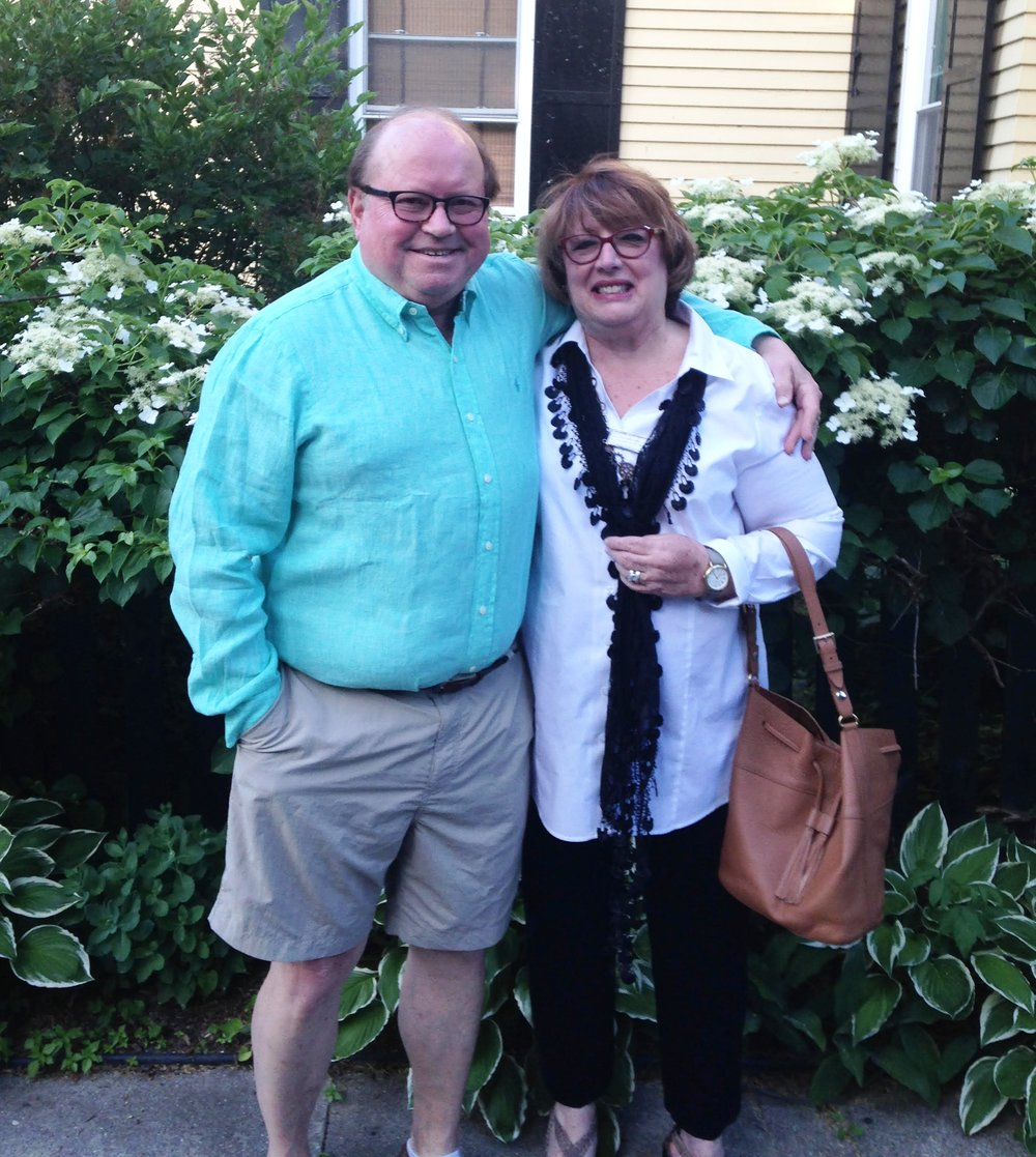 Doug and Shelly Sawyer -