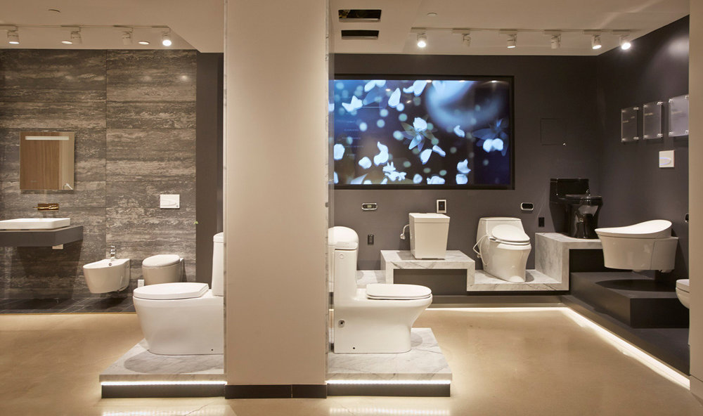 Explore the extensive selection of intelligent and easy to clean toilets