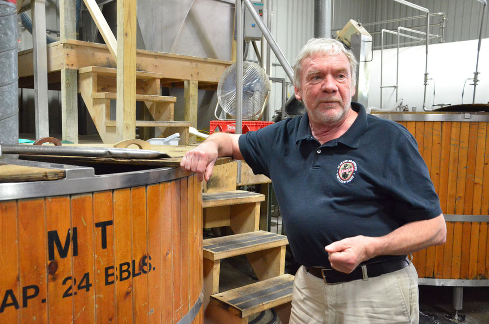 DAVID GEARY —President of D.L. Geary Brewing Company