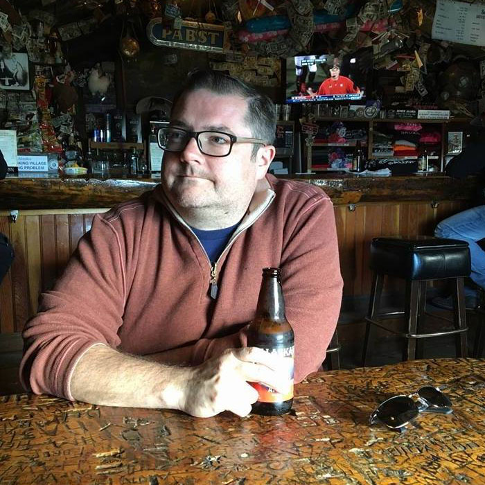 JOHN HOLL —Senior Editor of Craft Beer and Brewing Magazine