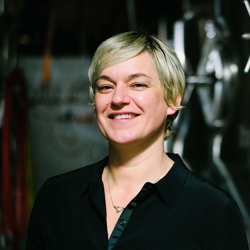 JEN KIMMICH —Co-Founder of Alchemist Brewery