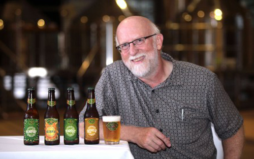 RANDY MOSHER —Author of the Brewer's Companion
