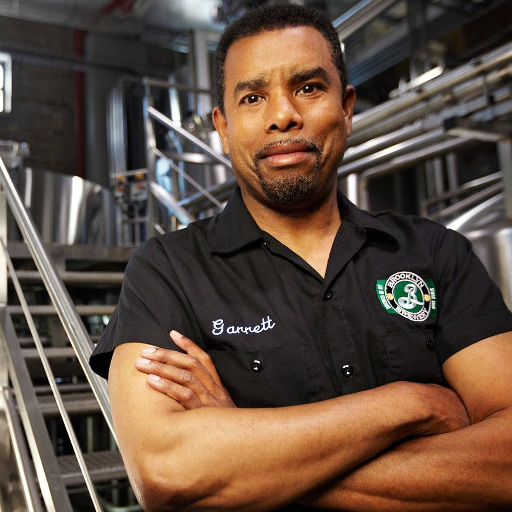 GARRETT OLIVER — Brewmaster at Brooklyn Brewery
