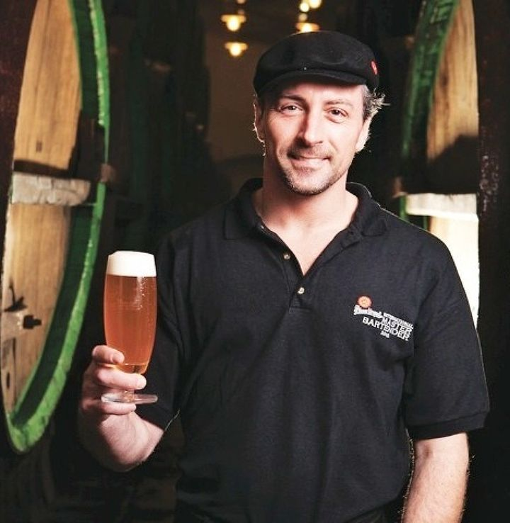 BRYAN L. PANZICA —Trade Quality Manager of Pilsner Urquell