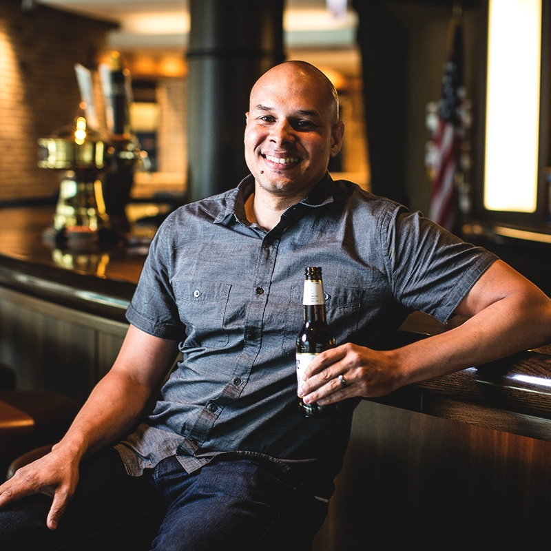 JASON PRATT — Senior Manager, Innovations + Master Cicerone at MillerCoors
