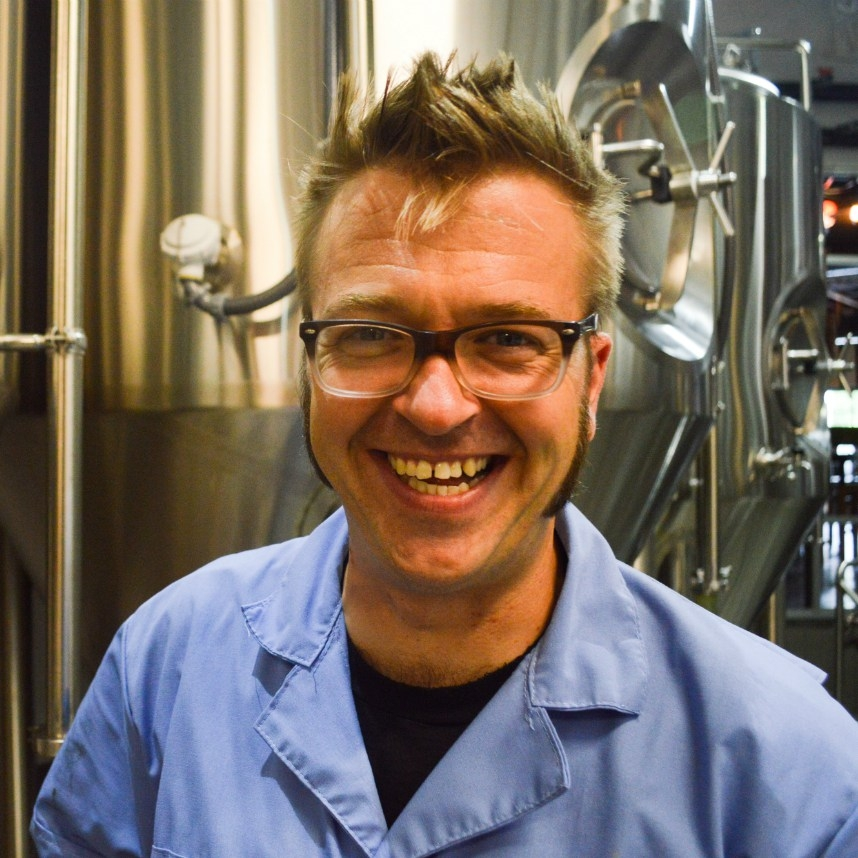 BRYAN SELDERS —Brewmaster and Partner of The Post Brewing Company