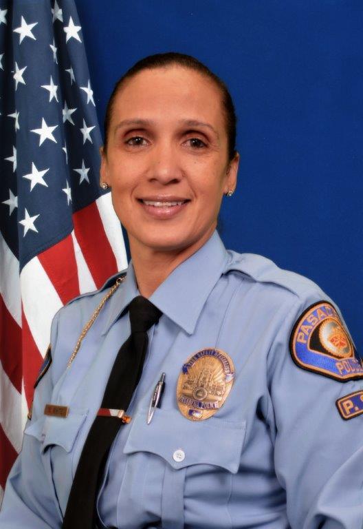 Police Specialist Michelle White -