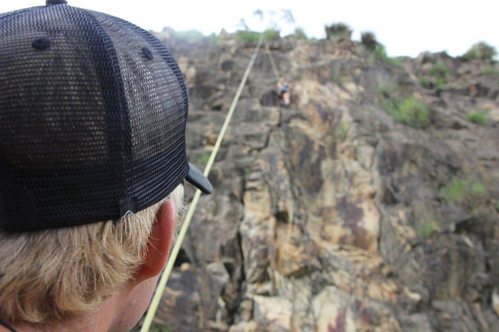 rock climbing ecuador tour