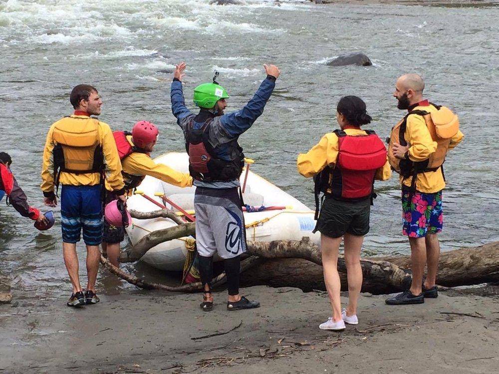 Rafting Amazon Baños