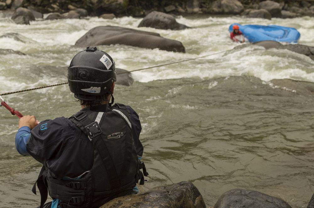 rafting rapids rivers