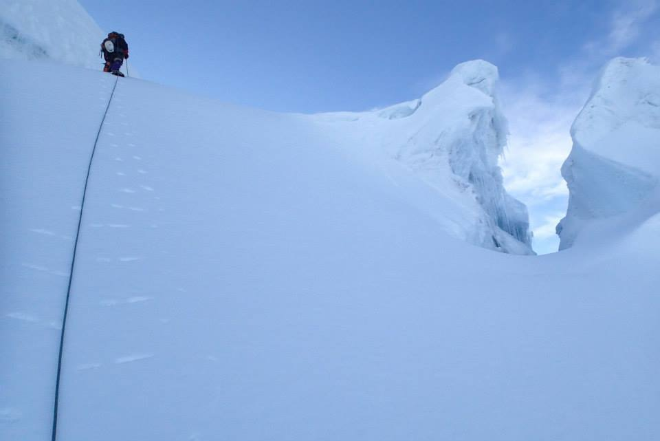 andes mountaineering