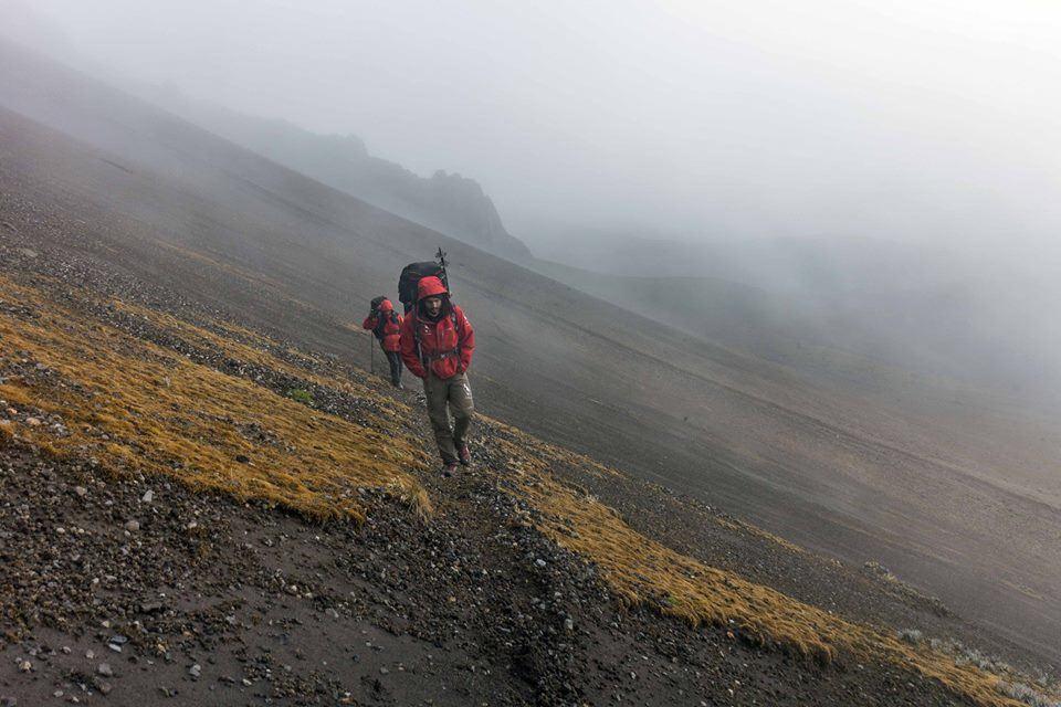volcano rock hikes