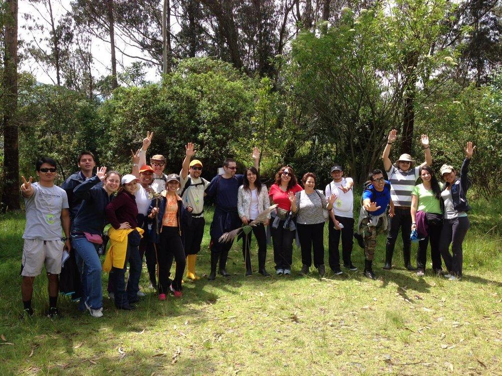 corporate courses nature