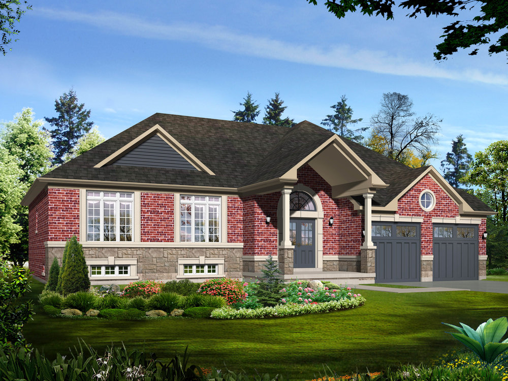 - THE MEDONTE ELEVATION B