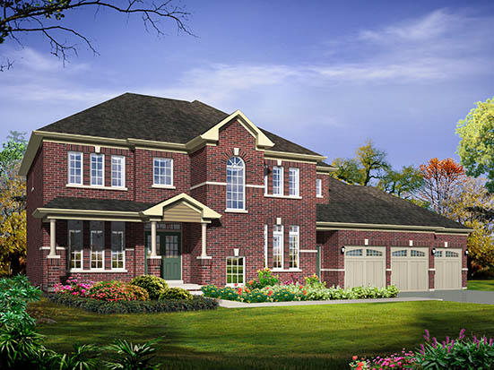 - THE BRIARWOOD ELEVATION A