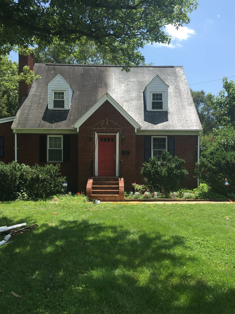 - Residential Exterior Cleanings