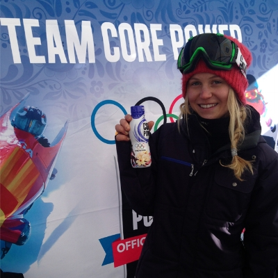 AN INTERVIEW WITH OLYMPIC HOPEFUL JORDIE KARLINSKI -