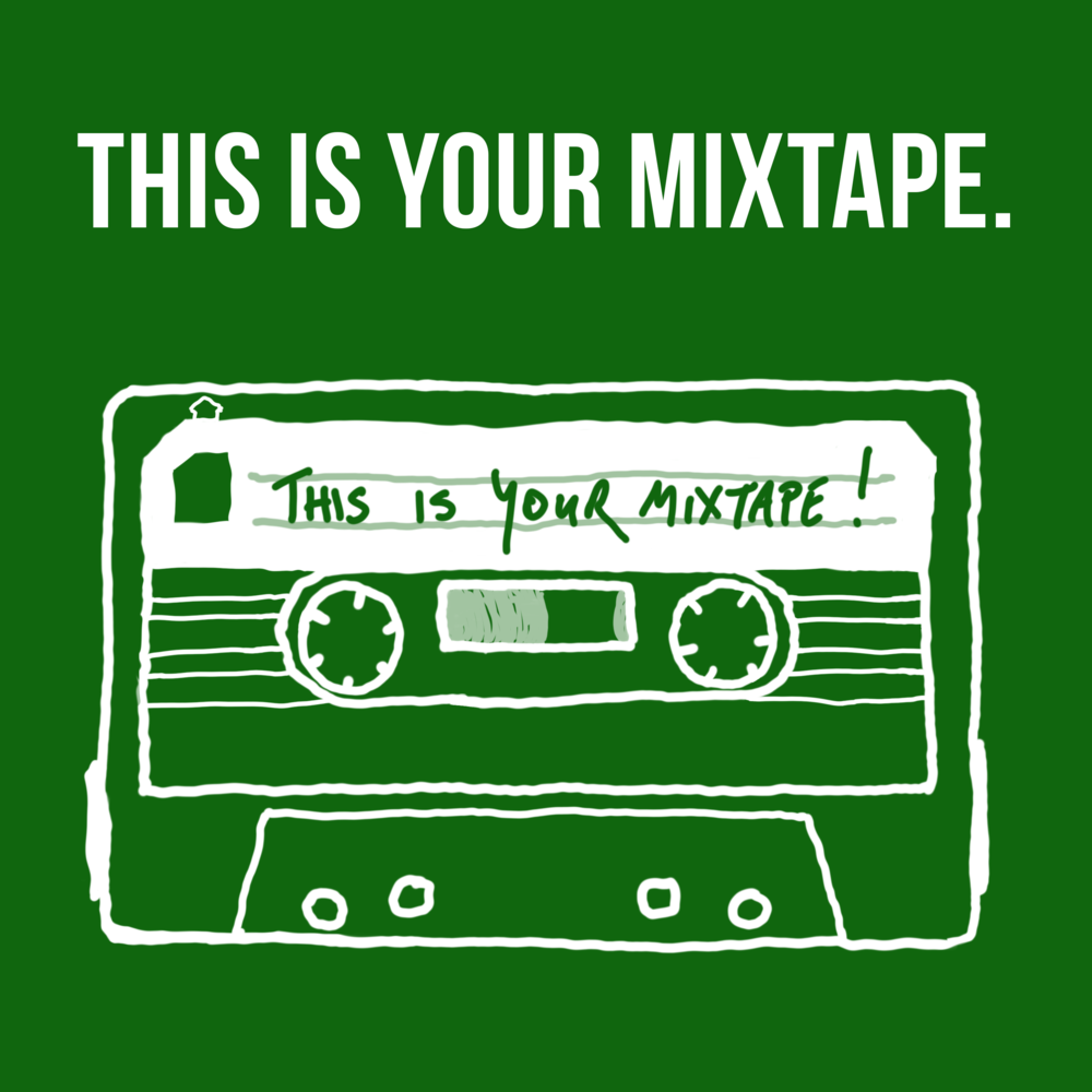 This Is Your Mixtape.  What was your favourite song when you were a kid? a teen? a young adult? Each episode, Michael asks a guest to talk about their life in five songs.