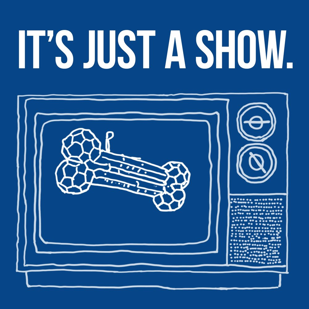 It's Just A Show. Beth and Adam have a conversation about Mystery Science Theater 3000 that dives so deep it pops out the other side.