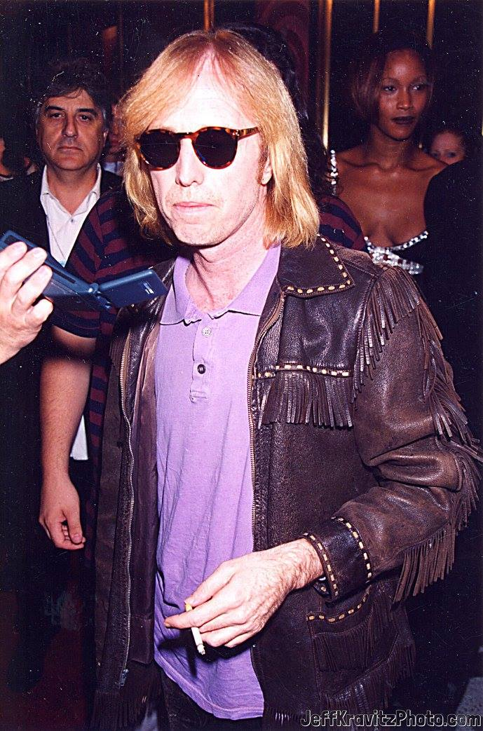 Tom Petty at the MTV Video Music Awards '95 In New York.