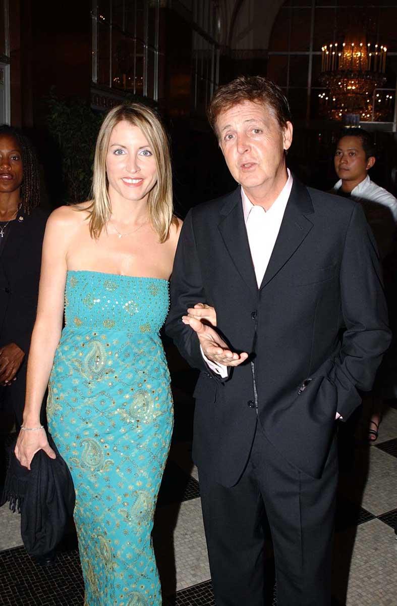 Heather Mills Paul McCartney