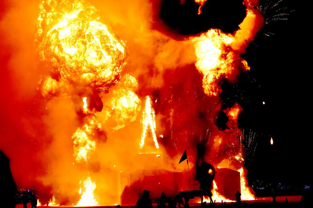EXPLOSIONS-R-US AKA BURNING MAN!!!!