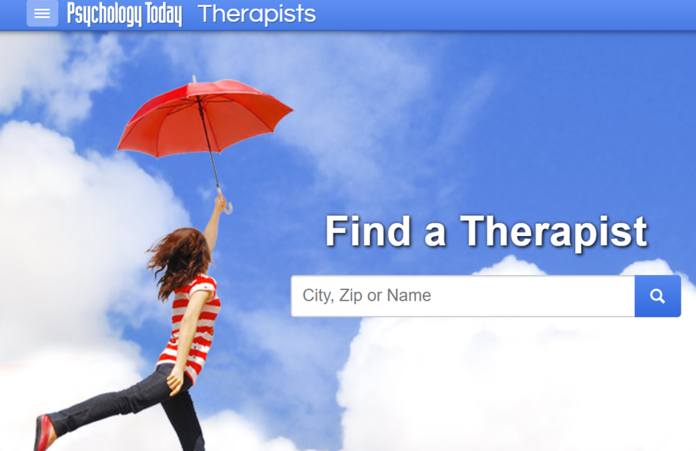 Psychology Today - online directory to find a therapist - Palm Harbor, Florida