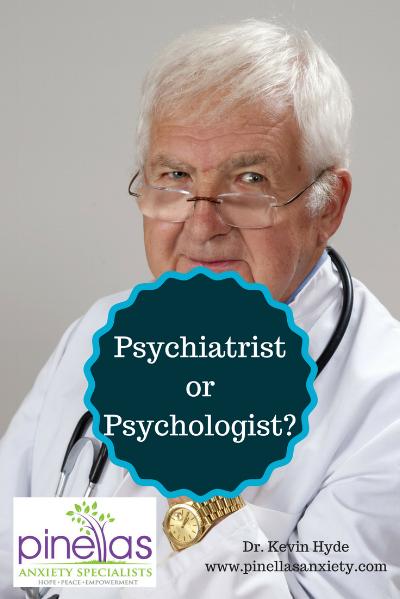 Dr. Kevin Hyde, psychologist, Palm Harbor, Florida
