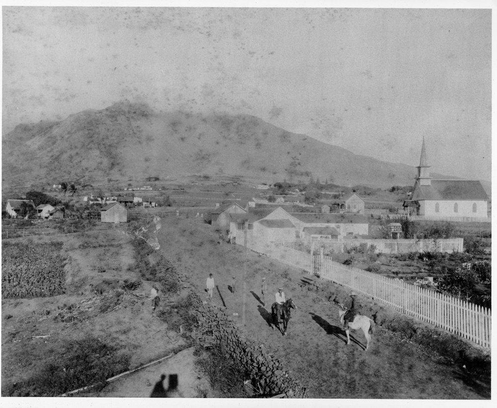History of Waikapū    Read More
