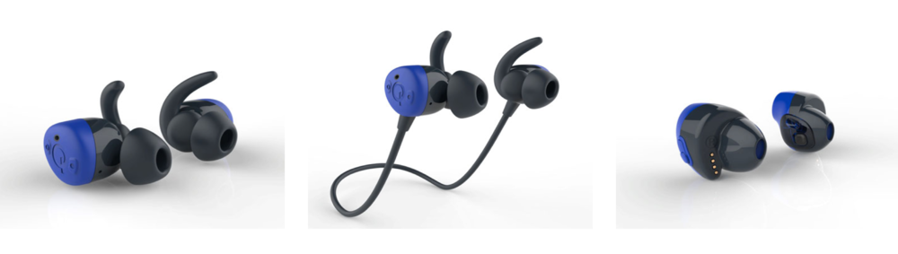 Qualcomm occluded earbuds reference designs