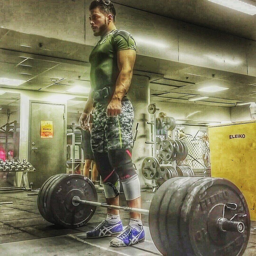 Hassan Ali - lic. personlig tränareSvensk mästareInternationalla medaljerRyck / Stötinfo@intensivept.se