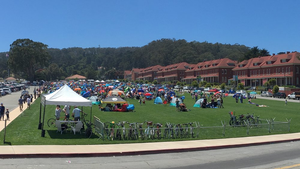 Off the Grid's Presidio Picnic