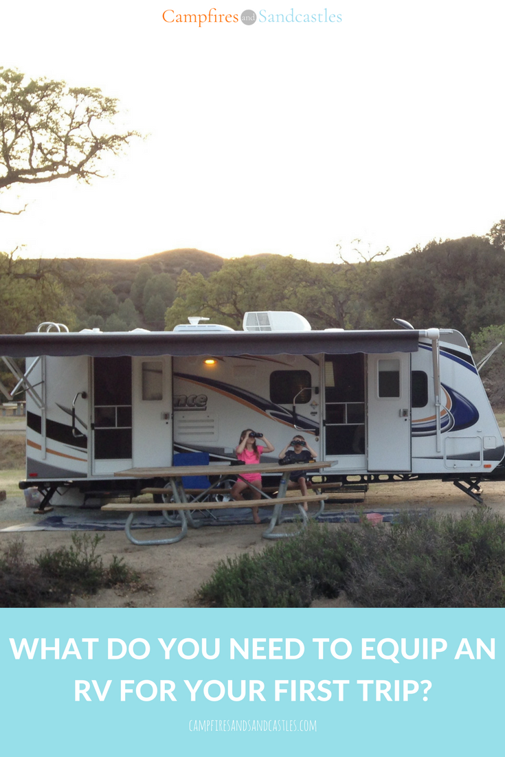 What do you need to equip an RV for your first trip?3.png