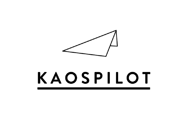 KAOSPILOT - hybrid business & design school  Kaospilot is a hybrid business and design school, a multi-sided education in leadership and entrepreneurship. Their teaching programmes are not designed simply to shape students to fit the future, but to help them create it. Kaospilot centre on students' potential to develop and to achieve – tapping into their creativity, giving it a direction, creating a setting that will get them there and navigate the uncertainties that will follow. Kaospilot build the frameworks within which creative minds can become creative leaders. Over the years, Kaospilot has worked with hundreds of organisations from South Korea to Chile, South Africa to Canada. Out of more than 600 Kaospilot graduates, one third have gone on to start companies, NGOs and other similar initiatives. Around half hold some sort of management position.   Visit kaospilot.dk