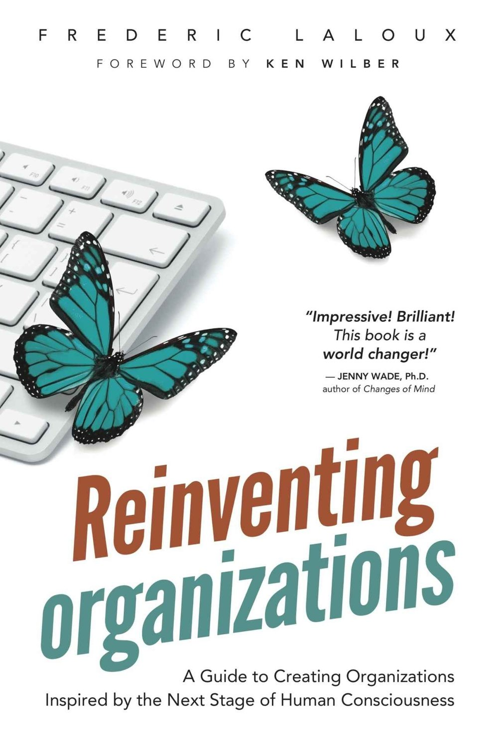 "REINVENTING ORGANIZATIONS BY FREDERIC LALOUX  Frederic's book  Reinventing Organizations    has sold more than 200,000 copies and is considered by many to be the most influential business book of this decade. Described as ""groundbreaking,"" ""world-changing,"" and ""a leap in management thinking"" by some of the most respected scholars of management and human development, it has sparked a global movement of organizations adopting radically more powerful and soulful management practices. A former Associate Partner with McKinsey & Company, Laloux holds an MBA from INSEAD, and a degree in coaching from Newfield Network in Boulder, Colorado.   Mpre pm Reinventing Organizations"