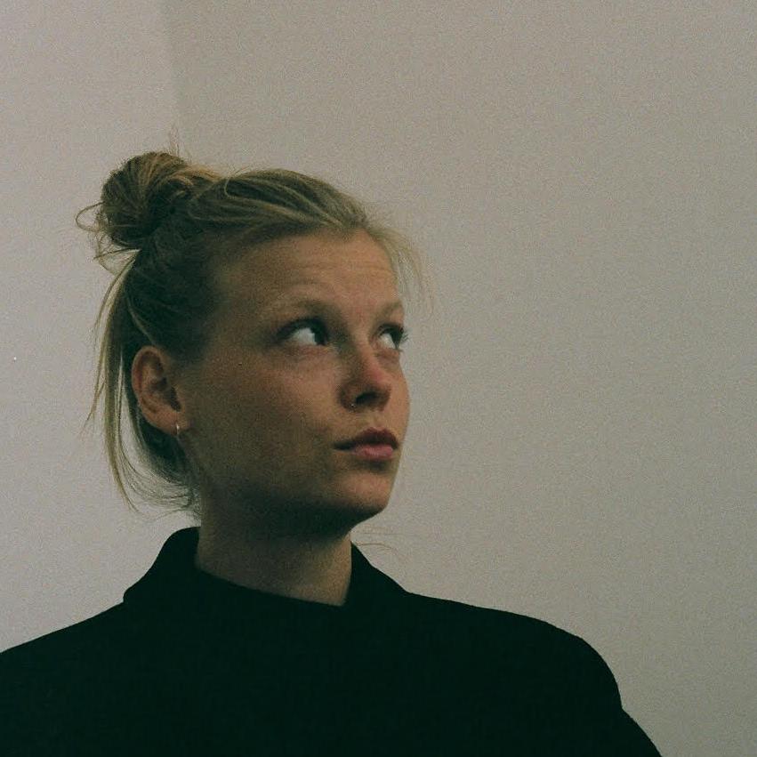 Saga Rickmer - Student at Hyper Island