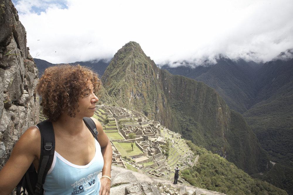 Yours Truly, Machu Picchu, Peru