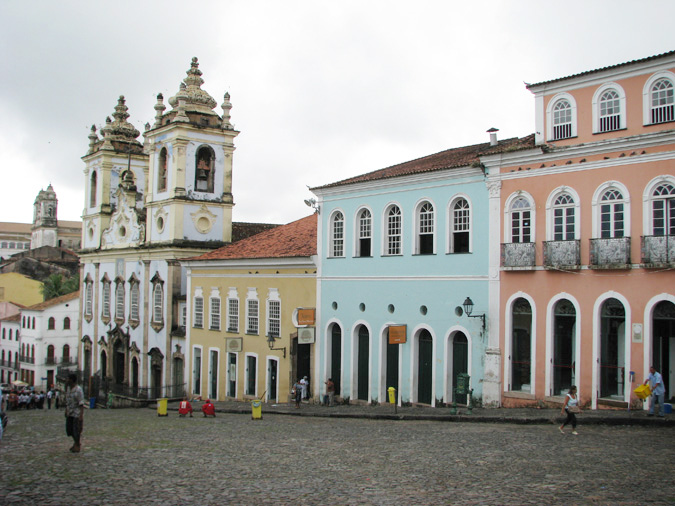 Pelourino, Salvador