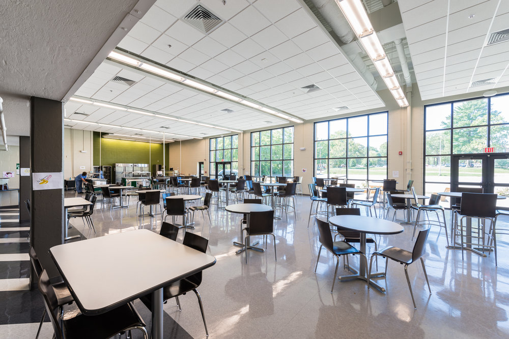 Early College High Renovation
