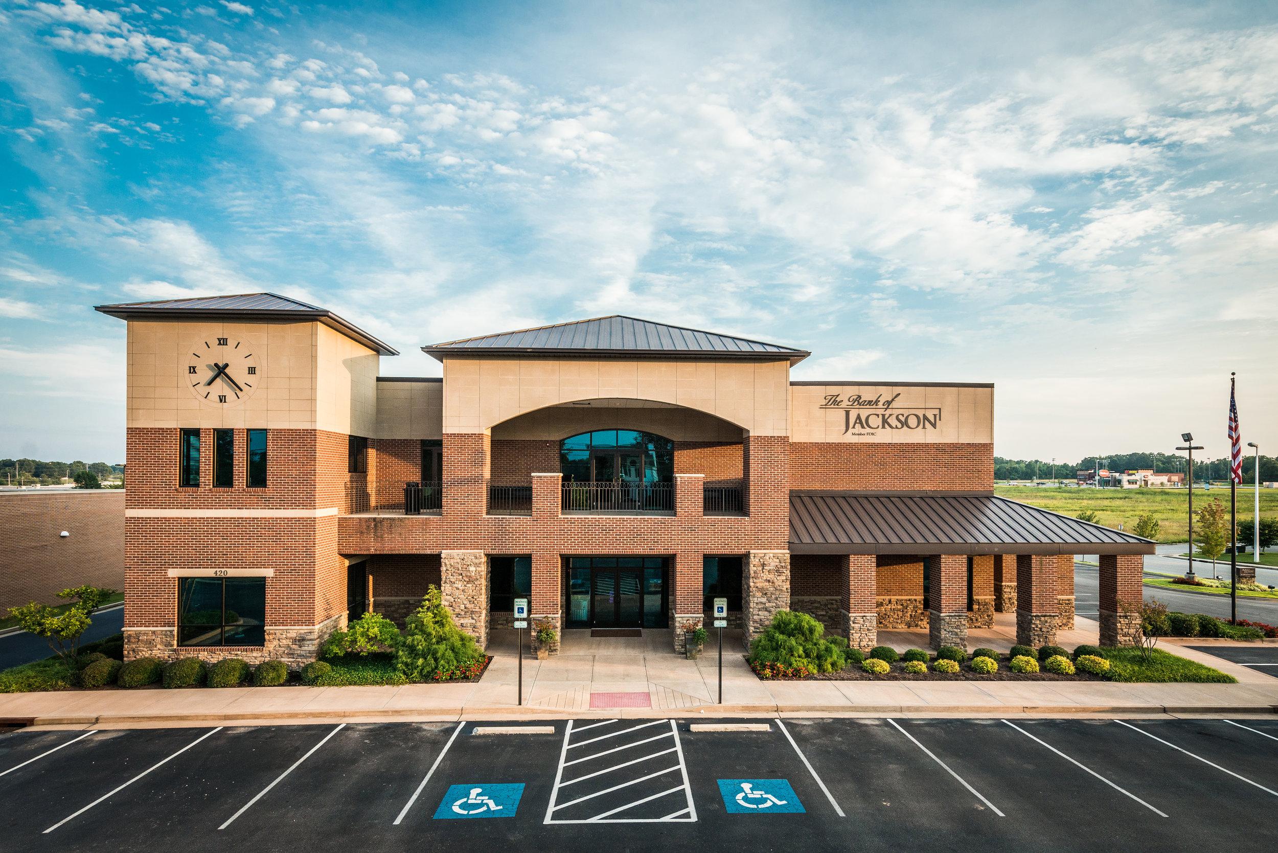 The Bank Of Jackson Tlm Associates Inc